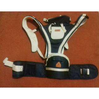 6 Posisi - Hipseat - Hip Seat - Gendongan Bayi Anak - Ransel