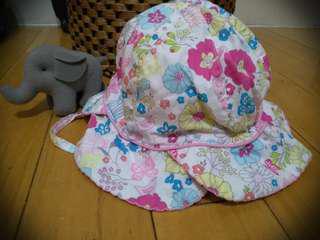 🚚 遮陽童帽