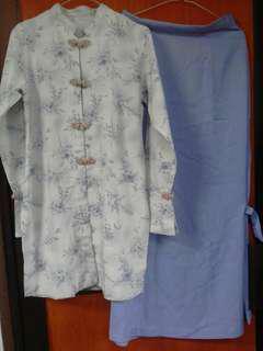 Stelan baju kurung