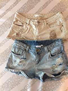 All about Eve / factorie Denim shorts