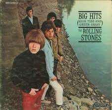 Rolling stone vinyls (Big hits)