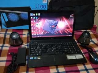 🚚 Acer i5 1st generation