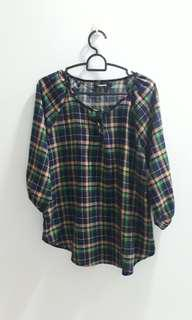 Checkered Top temt