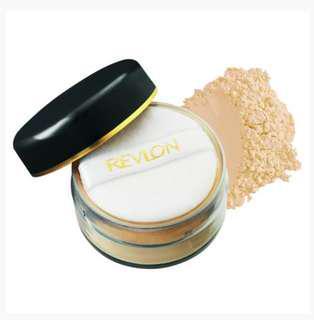 [BRAND NEW] Revlon New Complexion Loose Face Powder Translucent No. 1