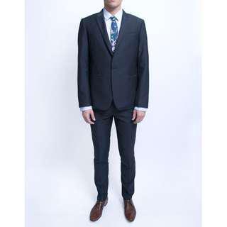 Roger David Charcoal Suit