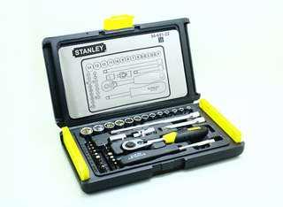 美國 STANLEY 維修汽車整車DIY工具箱