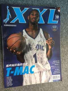 NBA T Mac Basketball XXL magazine