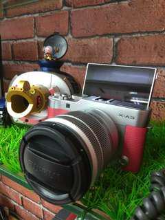 Fujifilm Xa 3 Ready warna Pink bisa Kredit Cepat 3 mnt Bawa Pulang