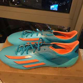 First grade New Adidas F50 Adizero MiCoach UK7.5