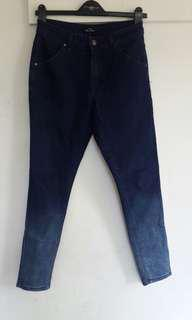 Zalora Gradient Jeans