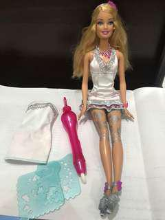 Barbie Colour Changing