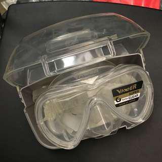 Vader Super Clear Mask
