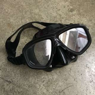 PROBLUE Black Mask