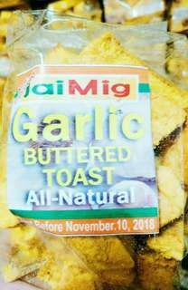 Garlic toast bread