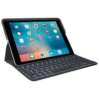 "Logitech CREATE iPad Pro 9.7"" Keyboard Case With Backlight"