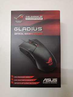 Asus Gladius optical Gaming Mouse
