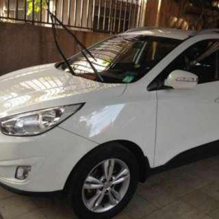 Hyundai Tucson 2012 Theta ll 20L automatic full accessories Negotiable