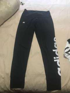 ADIDAS tights size S