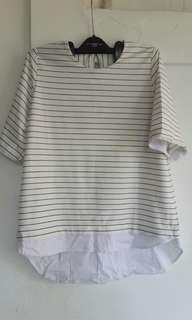 Stripe Hanna Top