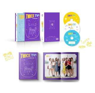 [po] TWICE - TWICE TV6 In Singapore DVD