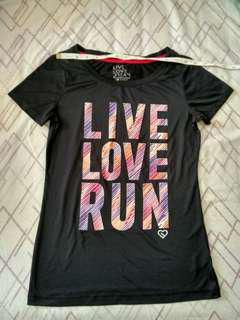 Aero LLD Live Love Dream Dry Fit Shirt