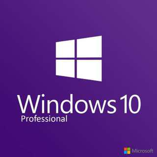 Windows 10 Professional 32-bit 64-bit Product Key