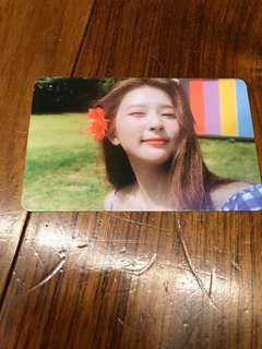 Red Velvet Summer Magic 澀琪官方小卡