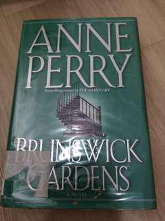 Anne Perry: Brunswick Gardens