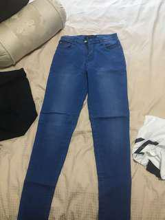 country denim jeans size 7