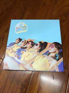 Red Velvet 夏日迷你專Summer Magic 空專