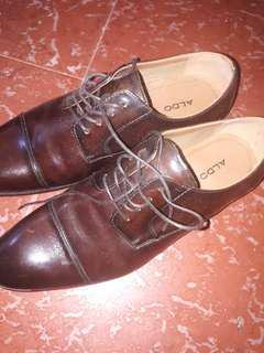 Aldo shoes used once