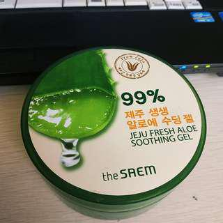 The Saem 99% Aloe Soothing Gel