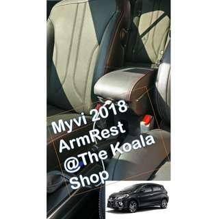 MYVI 2017-2018 ARMREST