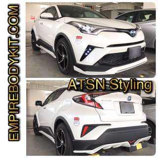Toyota CHR Bodykit, ATSN Styling