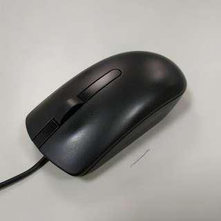 🚚 【超值3C】Dell 有線光學滑鼠