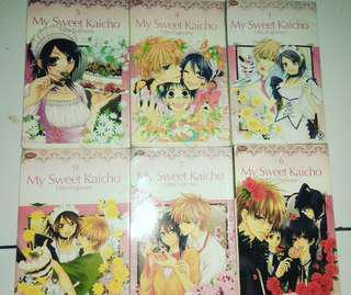 Komik My Sweet Kaicho by Hiro Fujiwawa
