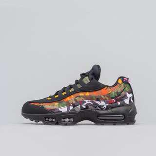 Nike Airmax 95 ERDL Party Camo