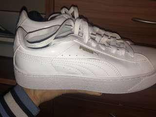 Puma Gloss White