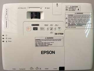 Epson EB-1776W WXGA Projector
