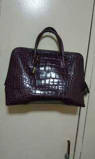 Authentic fino hand bag