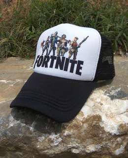 Kids Fortnite Caps