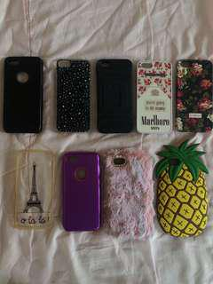 PRE LOVED IPHONE 5s CASES