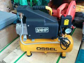 Kompresor Compressor 3/4Hp Ossel AC75-09