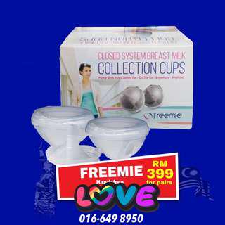 Freemie Collection Cups