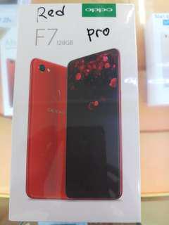 Promo F7 Pro Ram 6 bayar 1.3 juta aja