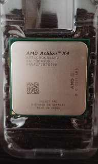 Amd athlon x4 740x cpu