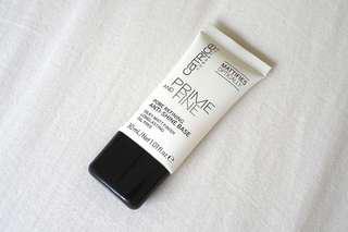 Catrice Pore Refining Anti-Shine Base