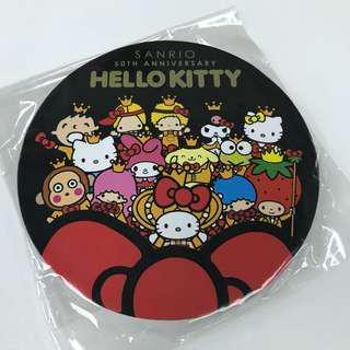 限量板Hello Kitty杯墊