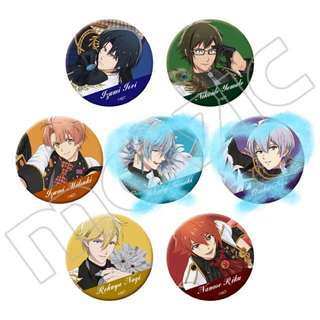 【WTT】IDOLISH7 Chara Badge Collection - Wish Voyage