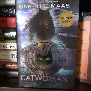 Catwoman [DC Icons Series] Signed Edition by Sarah J. Maas